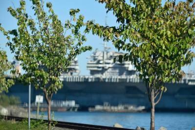 Bremerton Naval Base